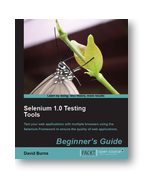 Selenium 1.0 Testing Tools: Beginners Guide